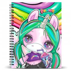 Unicorn poopsie notebook