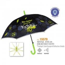 Football automatic umbrella 48cm