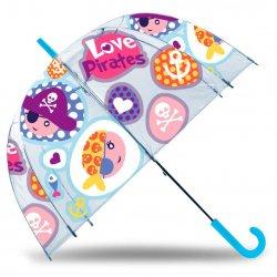 Pirates Love bubble umbrella 47cm Manual