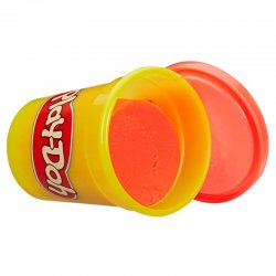 Play-Doh Red pack 12 cans