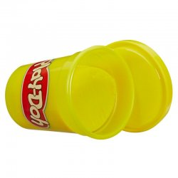 Play-Doh Yellow pack 12 cans