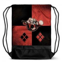 DC Comics Harley Quinn Suicide Squad gym bag 48cm