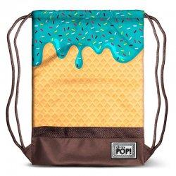 Oh My Pop Ice Cream 48cm gym bag