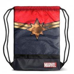Marvel Captain Marvel gym bag 48cm