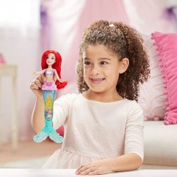 Disney Little Mermaid Ariel Glitter and Glow doll