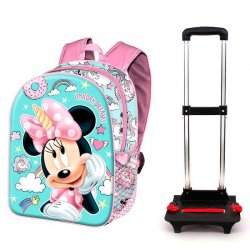 Disney Minnie 48cm trolley Unicorn