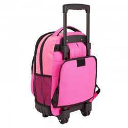 Blackfit8 Pink 45cm compact trolley