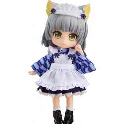 Original Character Nendoroid Doll Action Figure Catgirl Maid: Yuki 14 cm