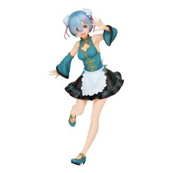 Re:Zero PVC Statue Rem Mandarin Maid Ver. Renewal 23 cm