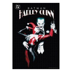 DC Comics Jigsaw Puzzle Joker & Harley Quinn