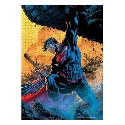 DC Comics Jigsaw Puzzle Superman Tank