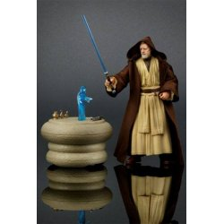 Star Wars Episode IV Black Series Obi-Wan Kenobi 2016 Exclusive 15 cm