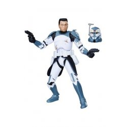 Star Wars Black Series Commander Wolffe Exclusive 15 cm
