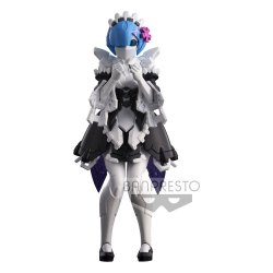 Re: Zero Starting Life in Another World Bijyoid PVC Statue Rem Ver. A 14 cm