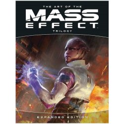 Mass Effect Art Book The Art of the Mass Effect Trilogy: Expanded Edition *English Ver.*