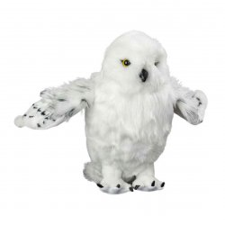 Harry Potter Collectors Plush Figure Hedwig Wings Open Ver. 35 cm