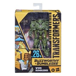 Transformers: Buzzworthy Bumblebee - WWII Bumblebee (Transformers: The Last Knight)