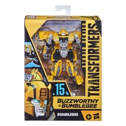 Transformers: Buzzworthy Bumblebee - Bumblebee (Transformers: Bumblebee)