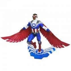 Marvel Captain America Sam Wilson statue diorama 25cm