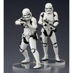 Star Wars ArtFX + Statue 2-Pack First Order Stormtrooper