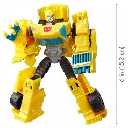 Transformers Bumblebee figure 13cm Cyberverse