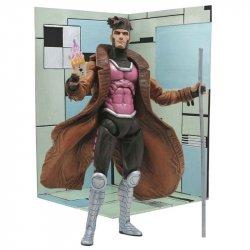 Marvel X-Men Gambit articulated figure 18cm