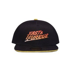 Fast & Furious Snapback Cap Gradient Logo