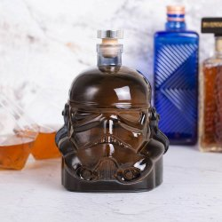 Original Stormtrooper Decanter Black Stormtrooper
