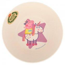 Peppa Pig bamboo bowl
