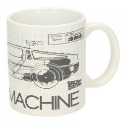 Back to the Future Time Machine mug