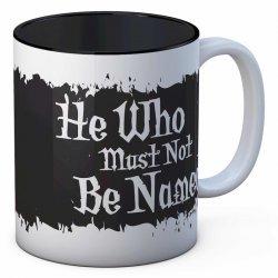 Harry Potter He Who Must Be Named mug