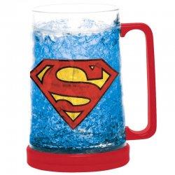 DC Comics Superman freezer ice mug
