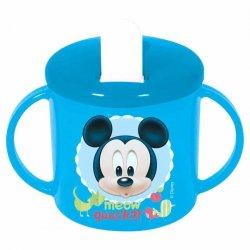Disney Mickey baby cup practice