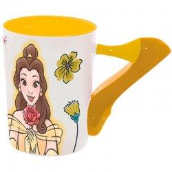 Disney Beauty and Beast Belle 3D Shoe mug
