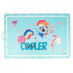 My Little Pony easy offset placemat