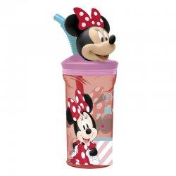 Disney Minnie 3D figurine Tumbler