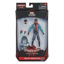 Marvel: Legends - Miles Morales (Spider-Man: Into the Spider-Verse)