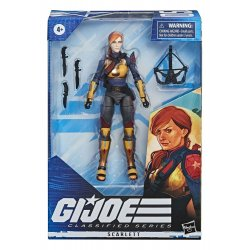 G.I. Joe: Classified - Scarlett