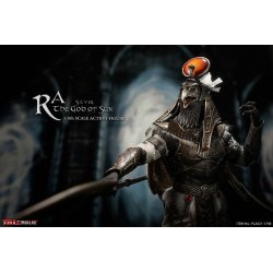 Ra the God of Sun Action Figure 1/6 Silver Edition 30 cm