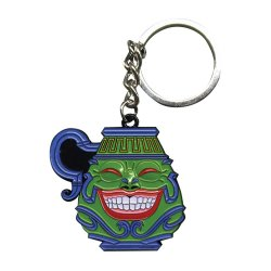 Yu-Gi-Oh! Metal Keychain Pot of Greed Limited Edition