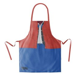 Back to the Future cooking apron Marty McFly