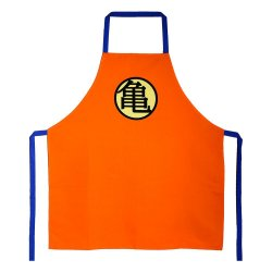 Dragon Ball cooking apron Turtle Symbol