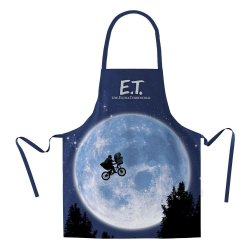 E.T. the Extra-Terrestrial cooking apron The Middle Earth Map