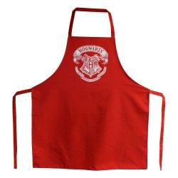 Harry Potter cooking apron Hogwarts Logo