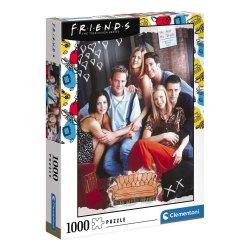 Friends Jigsaw Puzzle Group Shot (1000 pieces)