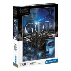 Game of Thrones Jigsaw Puzzle Three-Eyed Raven (1000 pieces)
