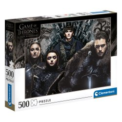 Game of Thrones Jigsaw Puzzle House Stark (500 pieces)
