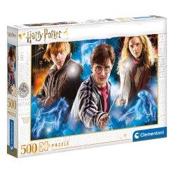 Harry Potter Jigsaw Puzzle Expecto Patronum (500 pieces)