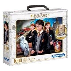Harry Potter Jigsaw Puzzle Briefcase (1000 pieces)