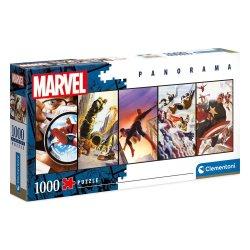 Marvel Comics Panorama Jigsaw Puzzle Panels (1000 pieces)